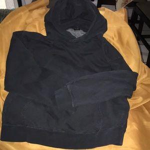 Black brandy hoodie